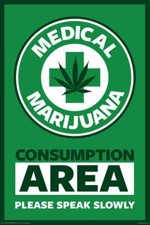 Medical Marijuana Consumption Area