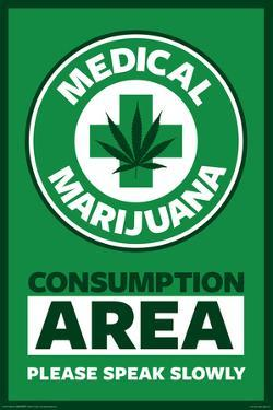 Medical Marijuana Consumption Area