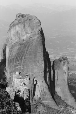 Medieval Monastery, Meteora, Greece