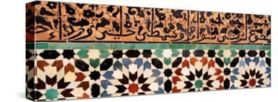 Medresa Ben Youssef, Marrakech, Morocco