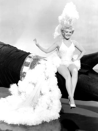 Meet Me after the Show, Betty Grable, 1951
