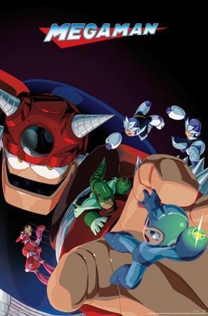 Mega Man - Battle