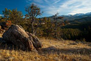 Wyoming's Bighorn National Forest by Megan Ahrens
