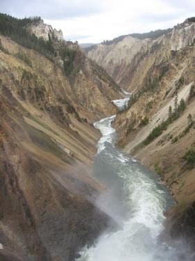 Yellowstone River by Megan Ahrens