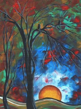 Bird Flight Path by Megan Aroon Duncanson