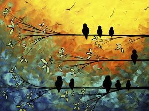 Birds of a Feather by Megan Aroon Duncanson