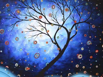 Blue Cascade by Megan Aroon Duncanson
