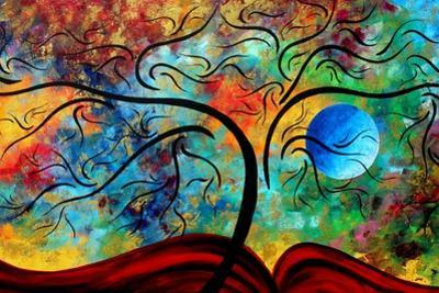 Blue Moon Rising by Megan Aroon Duncanson