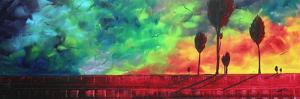 Burning Skies by Megan Aroon Duncanson