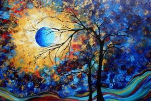 Eye Of The Universe by Megan Aroon Duncanson