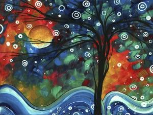 First Snow Fall by Megan Aroon Duncanson