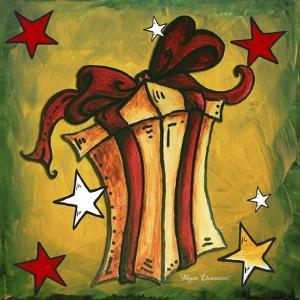 Golden Present by Megan Aroon Duncanson
