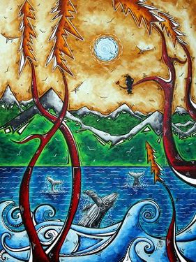 Land Of The Free by Megan Aroon Duncanson
