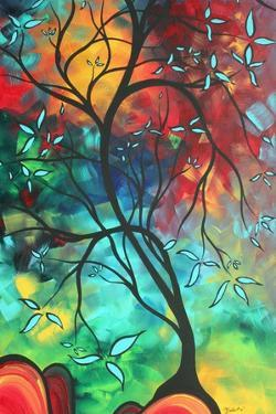 Languishing In The Breeze Landscape by Megan Aroon Duncanson