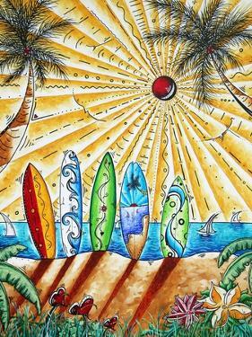 Summer Break by Megan Aroon Duncanson