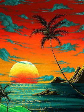 Tropical Burn by Megan Aroon Duncanson