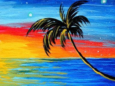 Tropical Goodbye by Megan Aroon Duncanson