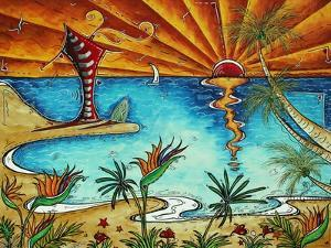 Tropical Serenity by Megan Aroon Duncanson