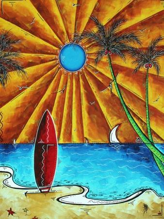 Waiting For The Surf by Megan Aroon Duncanson