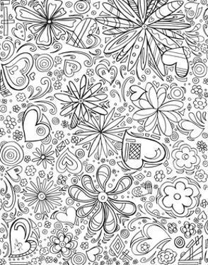 In the Garden 14 by Megan Duncanson