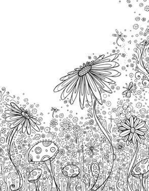 In the Garden 15 by Megan Duncanson