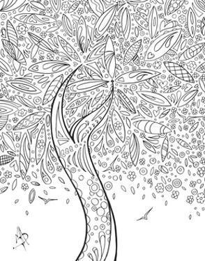 In the Garden 5 by Megan Duncanson