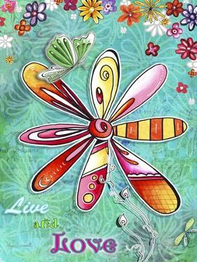 Live and Love by Megan Duncanson