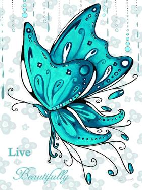 Live Beautifully by Megan Duncanson