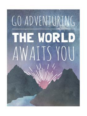 The World Awaits You by Megan Jurvis