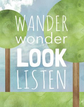 Wander by Megan Jurvis