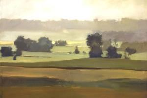 Morning Haze by Megan Lightell