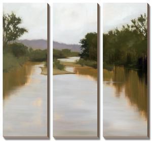 River Journey by Megan Lightell