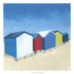Beach Retreat I by Megan Meagher