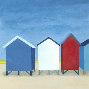 Beach Retreat II by Megan Meagher