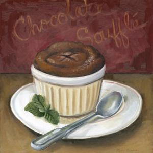 Chocolate Souffle by Megan Meagher
