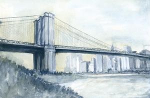 City Bridge I by Megan Meagher