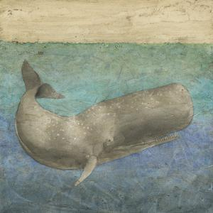 Diving Whale II by Megan Meagher