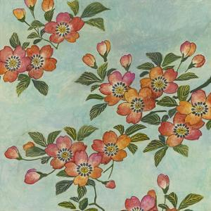Eastern Blossoms II by Megan Meagher