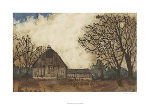 Erstwhile Barn I by Megan Meagher
