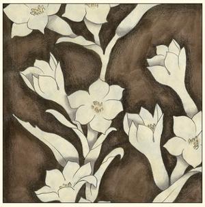 Floral Quartet I by Megan Meagher