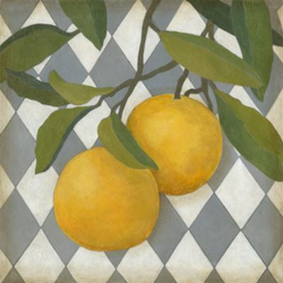 Fruit and Pattern IV by Megan Meagher