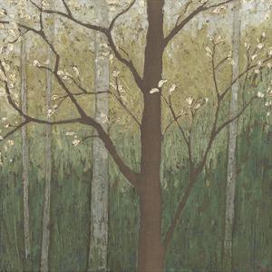 Hudson River Forest II by Megan Meagher