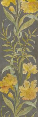 June Floral Panel I by Megan Meagher
