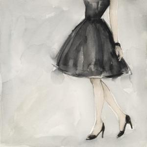Little Black Dress II by Megan Meagher
