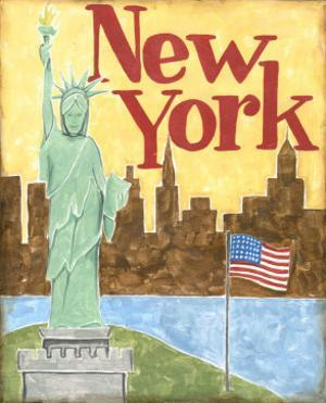 New York by Megan Meagher