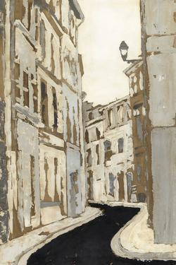 Non-Embellished Streets of Paris II by Megan Meagher