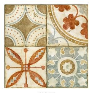 Palace Tiles II by Megan Meagher
