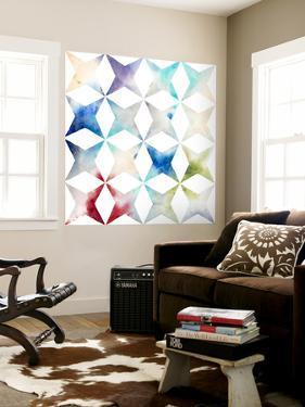 Pattern Blur II by Megan Meagher