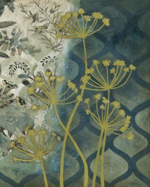 Peridot Botanical I by Megan Meagher