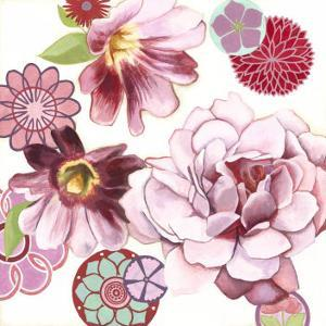 Petal Profusion II by Megan Meagher
